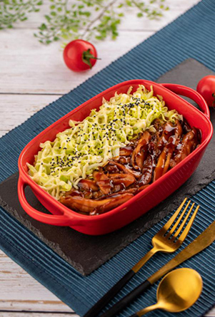 韩式牛肉饭