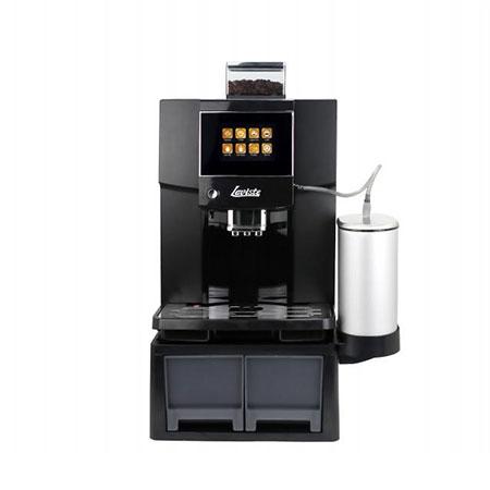全自动咖啡机LAVISTE STC-X108黑红